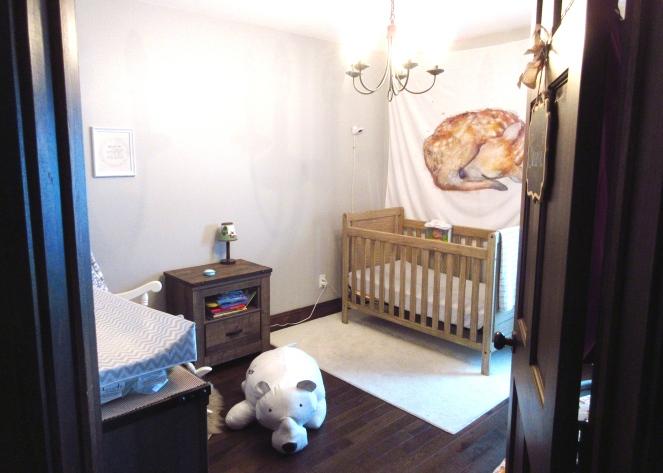 nursery entry